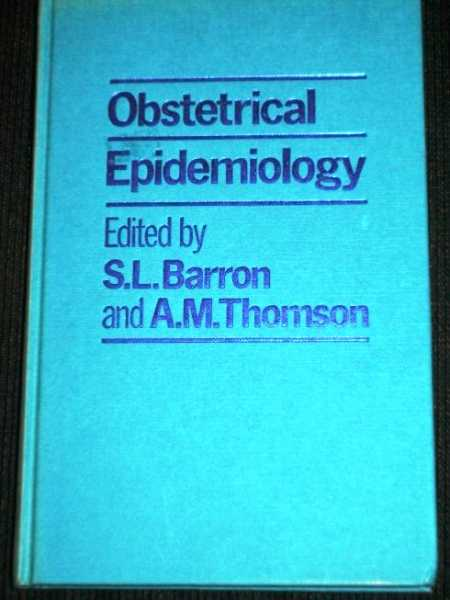 Image for Obstetrical Epidemiology
