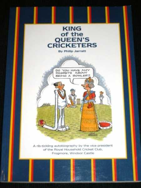 Image for King of the Queen's Cricketers