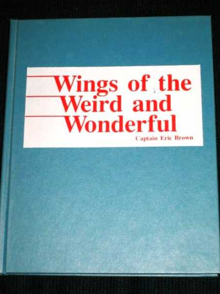 Image for Wings of the Weird and Wonderful