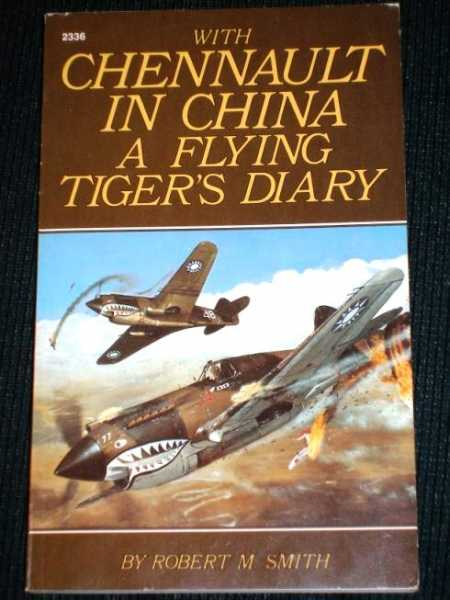 Image for With Chennault in China:  A Flying Tiger's Diary