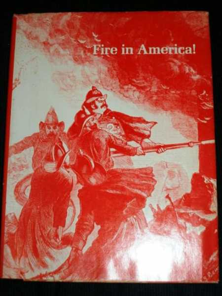 Image for Fire in America!