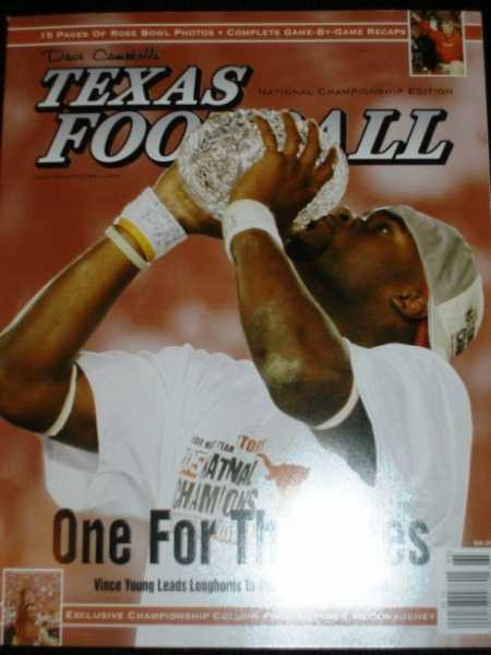 Image for Dave Campbell's Texas Football - National Championship Edition 2005 (One For the Ages)