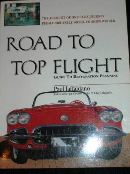 Image for Road to Top Flight : Guide to Restoration Planning