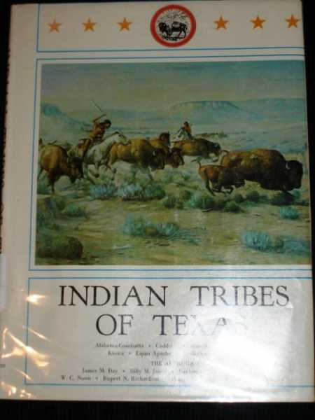Image for Indian Tribes of Texas