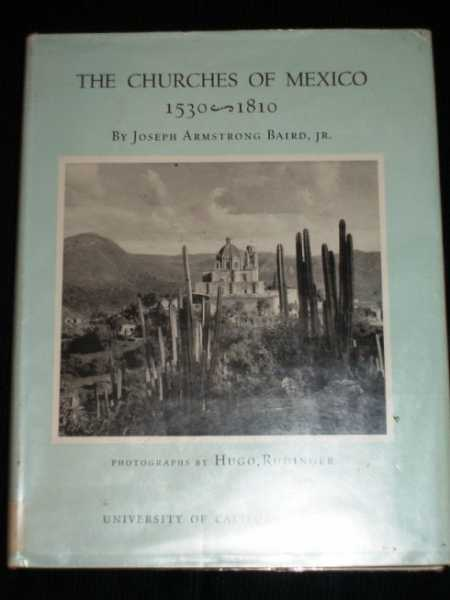 Image for Churches of Mexico 1530 - 1810, The