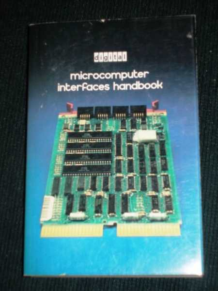 Image for Microcomputer Interfaces Handbook - 1980 (Digital Equipment)