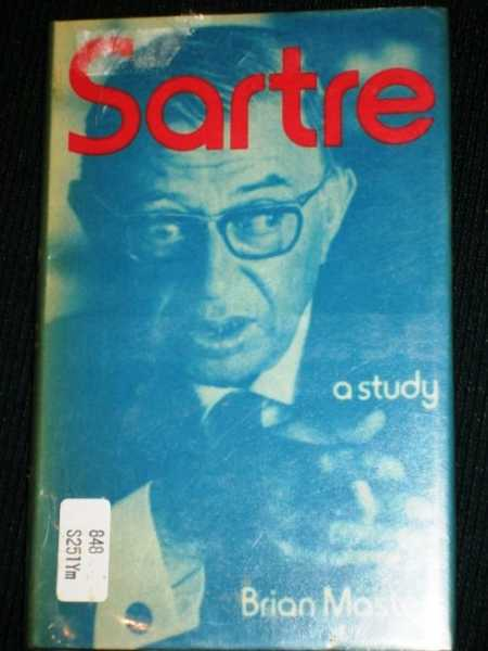 Image for Sartre: a Study