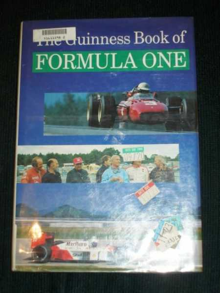 Image for Guinness Book of Formula One, The