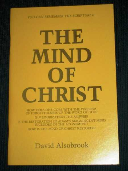 Image for Mind of Christ, The: You Can Remember the Scriptures!