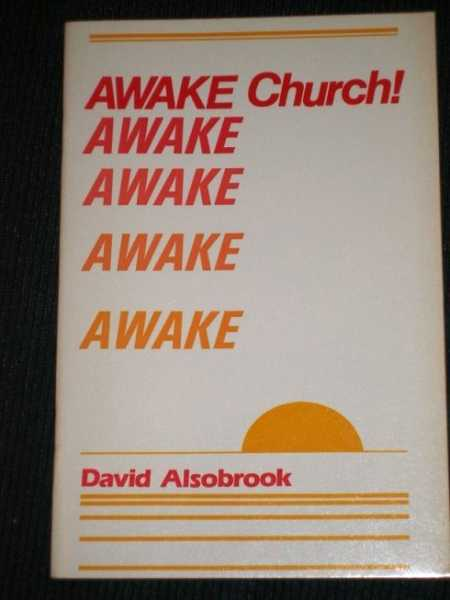 Image for Awake Church!