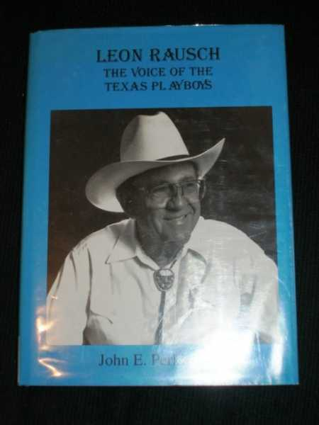 Image for Leon Rausch: The Voice of the Texas Playboys