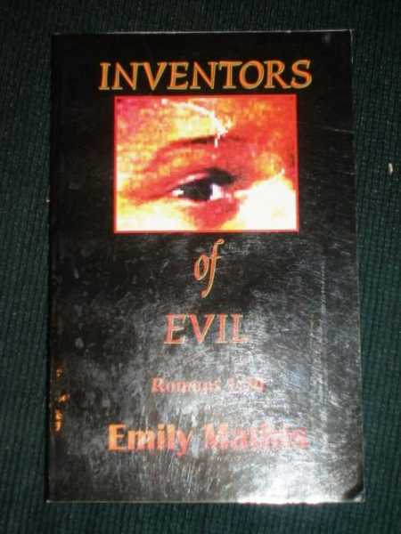 Image for Inventors of Evil