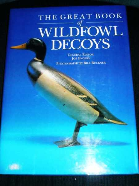 Image for Great Book of Wildlife Decoys, The