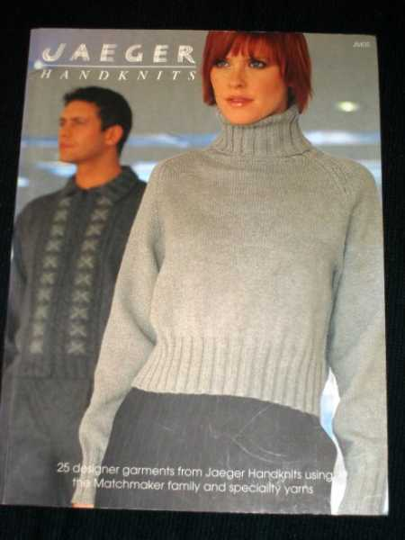 Image for Jaeger Handknits JM05: 25 Designer Garments from Jaeger Handknits Using the Matchmaker Family and Specialty Yarns