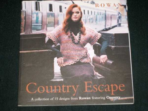 Image for Country Escape: A Collection of 15 Designs from Rowan Featuring Country