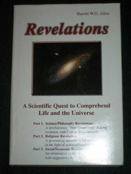 Image for Revelations: A Scientific Quest to Comprehend Life and the Universe