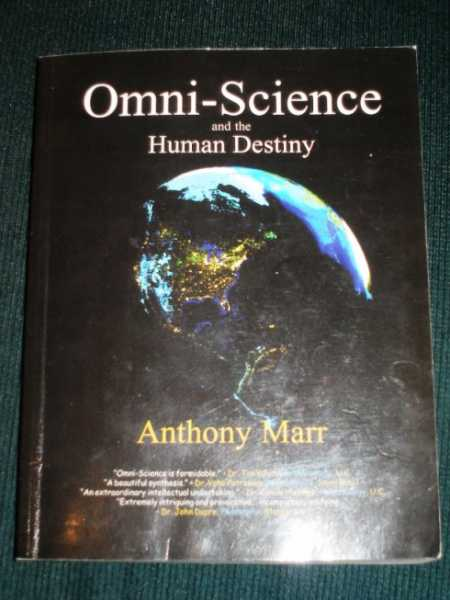 Image for Omni-Science and the Human Destiny