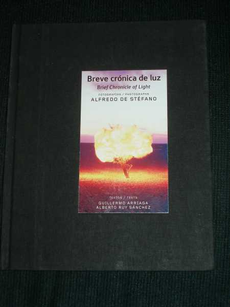Image for Breve Cronica de Luz (Brief Chronicle of Light)