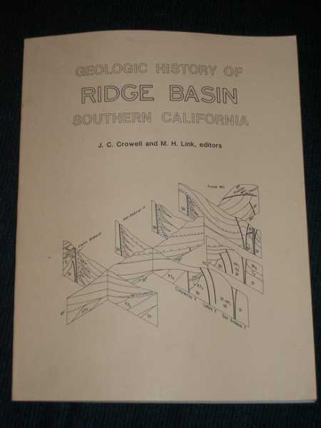 Image for Geologic History of Ridge Basin, Southern California