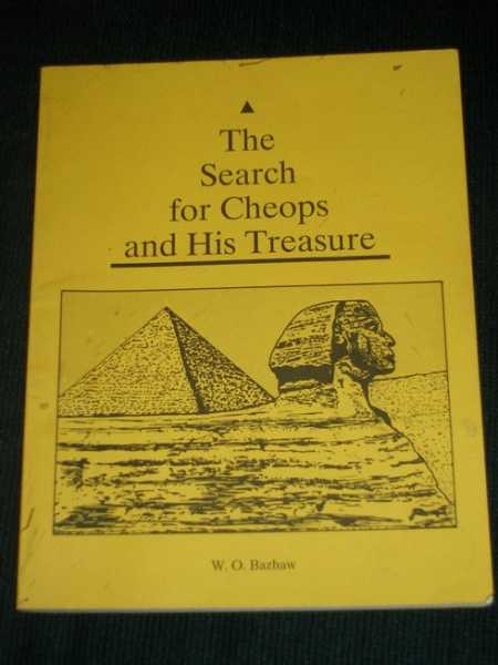 Image for Search for Cheops and his Treasure, The