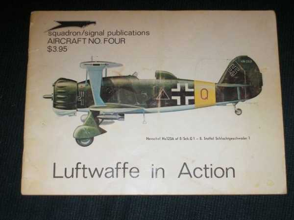 Image for Luftwaffe in Action, Part III (Aircraft No. 4)