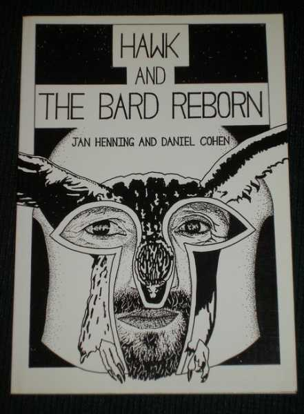 Image for Hawk and the Bard Reborn: Re-Visions and Renewals of Old Tales