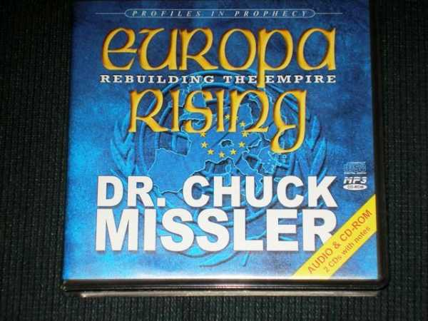 Image for Europa Rising [AUDIOBOOK] [2 Audio CDs]