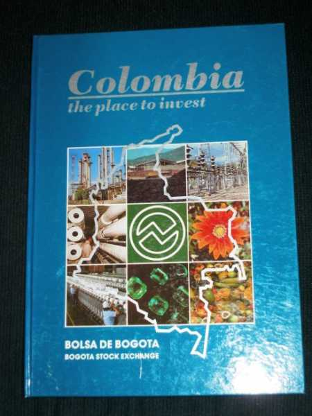 Image for Colombia: The Place to Invest