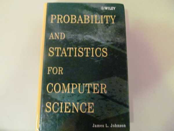 Image for Probability and Statistics for Computer Science