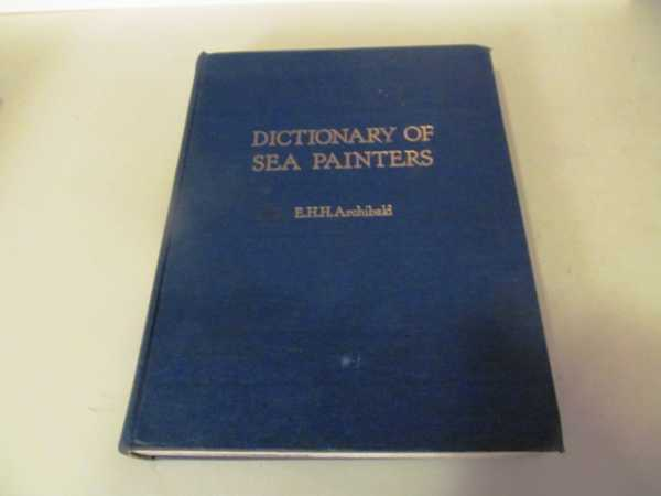 Image for Dictionary of Sea Painters