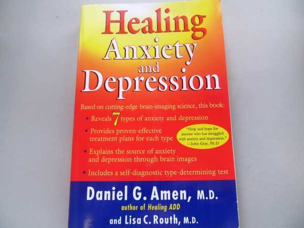 Image for Healing Anxiety and Depression