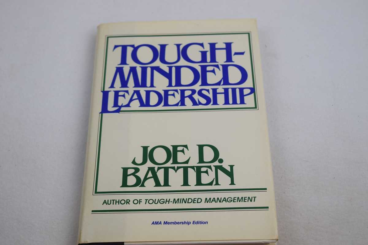 Image for Tough-Minded Leadership