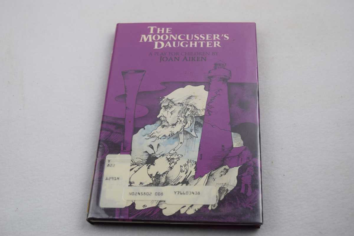 Image for The Mooncusser's Daughter, A Play For Children