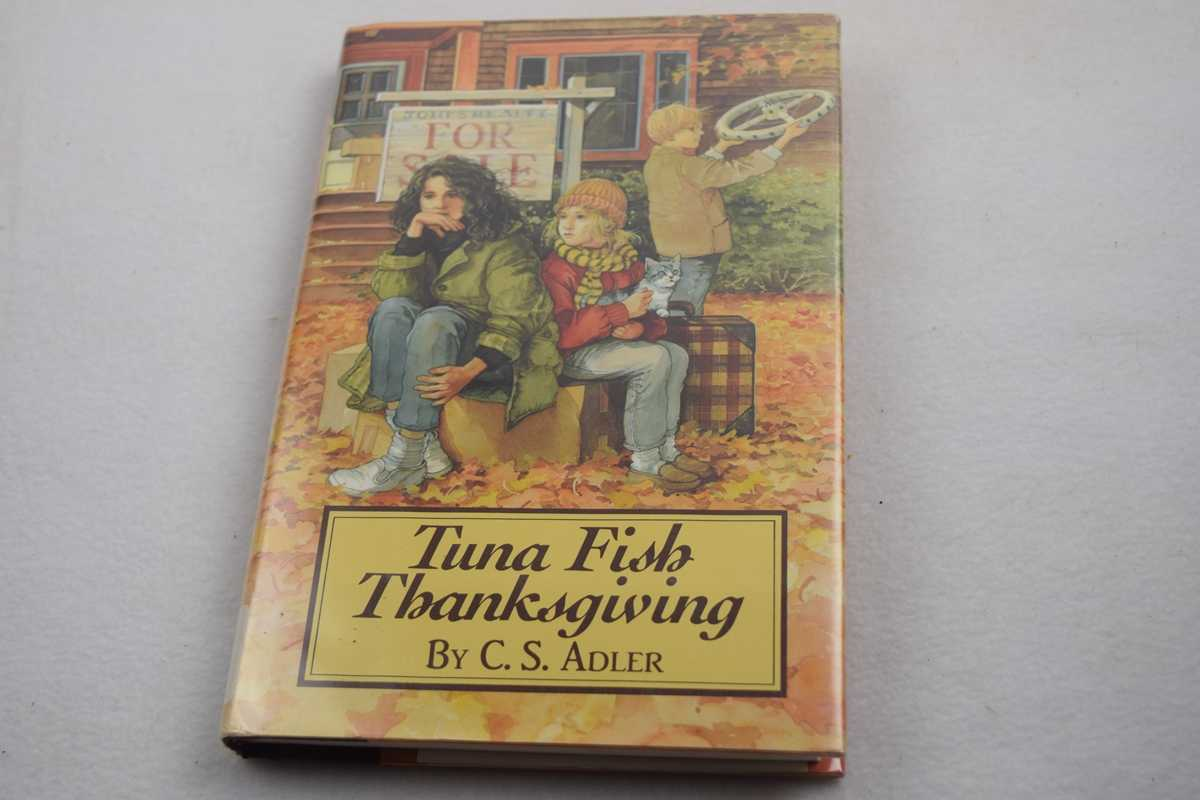 Image for Tuna Fish Thanksgiving