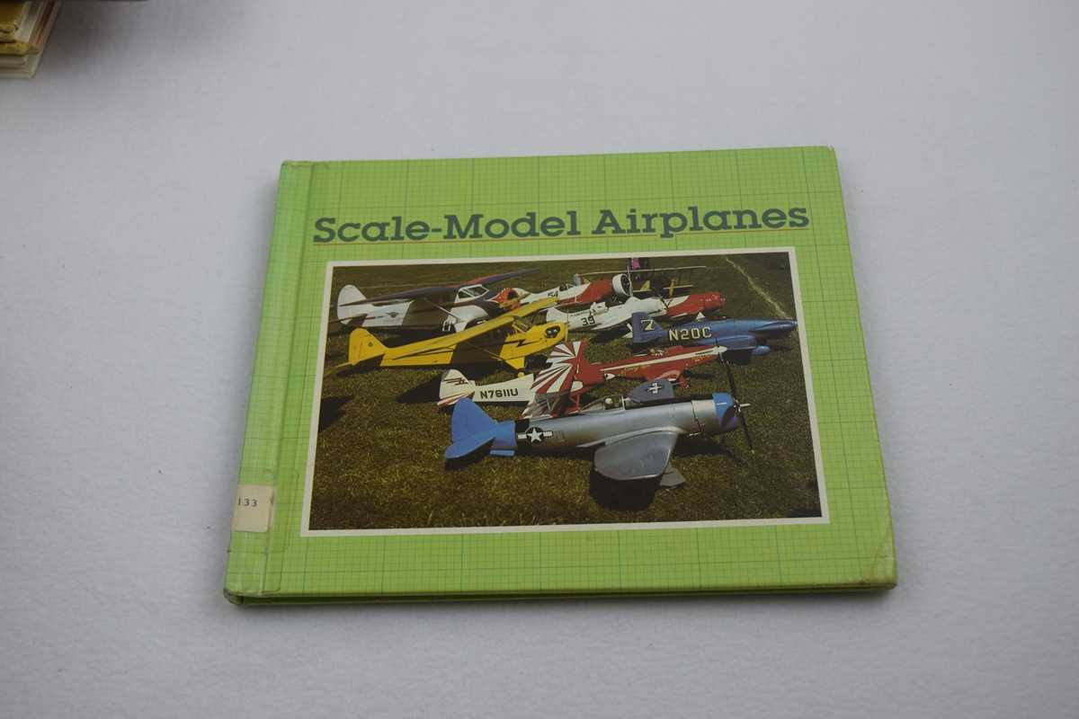 Image for Scale-Model Airplanes (Superwheels and Thrill Sports Bks.)