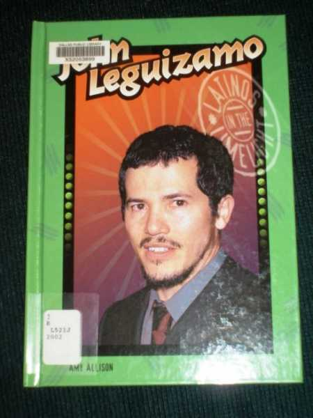 Image for John Leguizamo (Latinos in the Limelight)