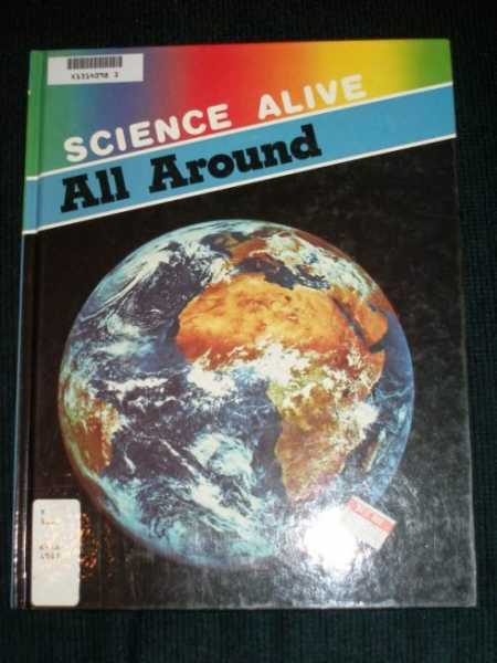 Image for All around (Science Alive)