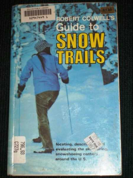Image for Guide to snow trails