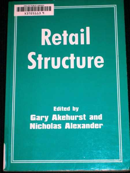 Image for Retail structure