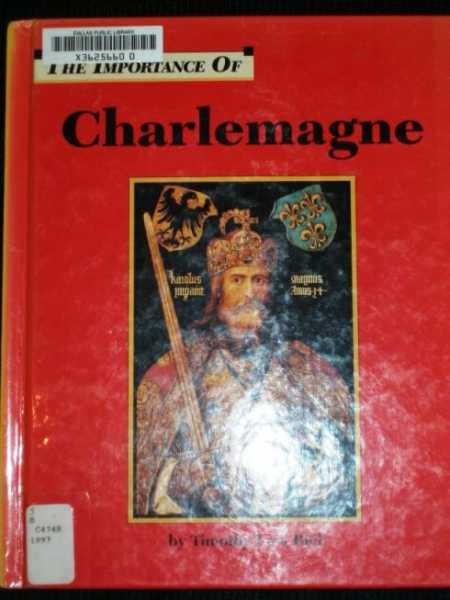 Image for Importance of Charlemagne, The
