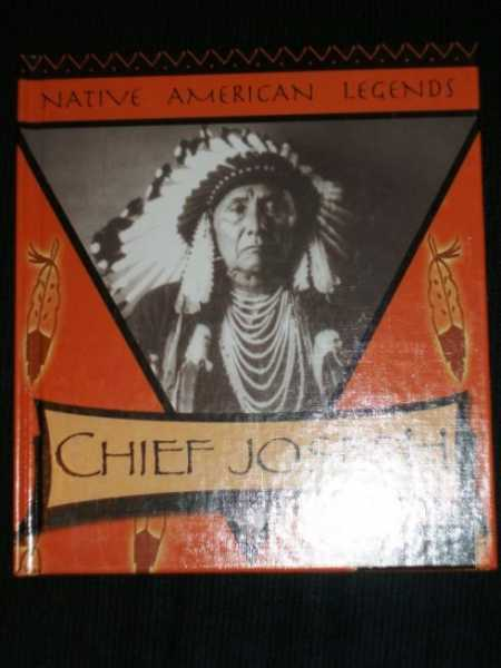 Image for Chief Joseph (Native American Legends)