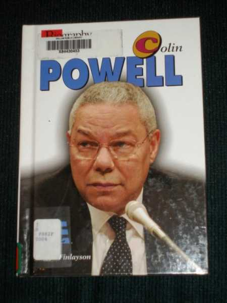 Image for Colin Powell (Biography)