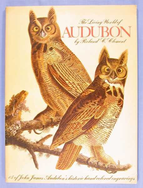 Image for The Living World of Audubon