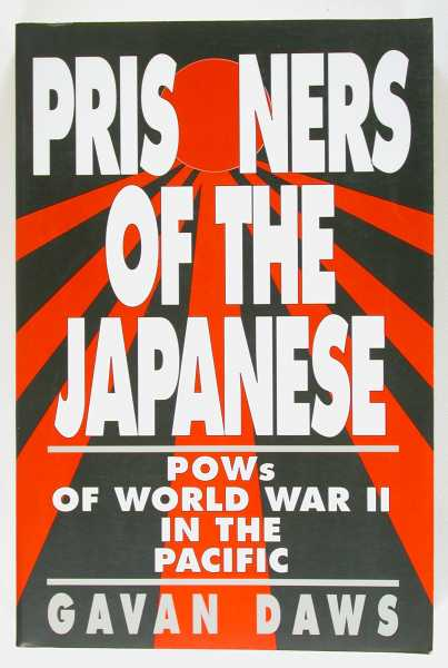 Image for Prisoners of the Japanese : POWs of World War II in the Pacific