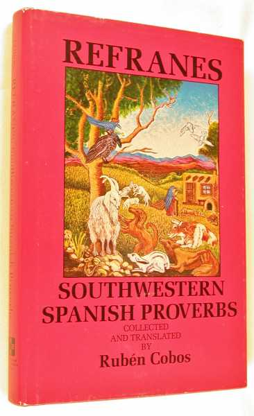Image for Refranes, Southwestern Spanish Proverbs