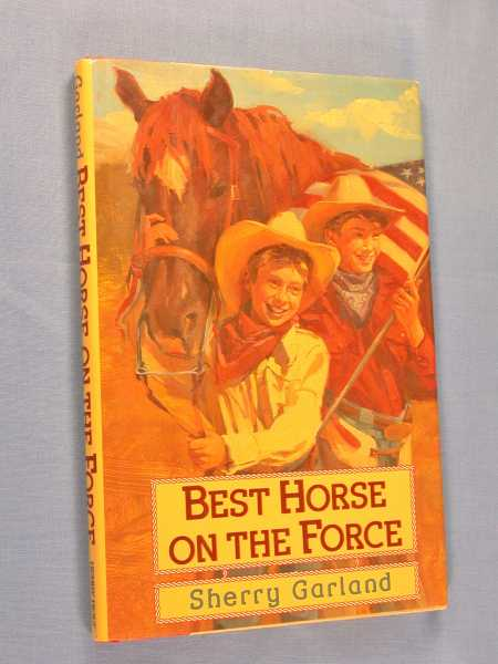 Image for Best Horse on the Force