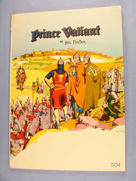Image for Prince Valiant 1954