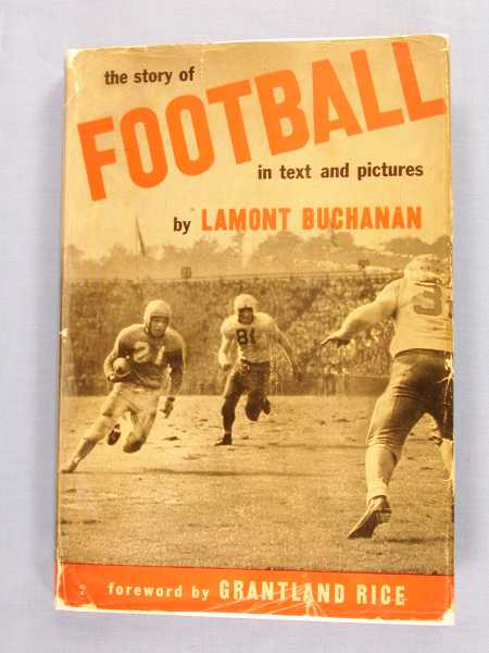Image for The Story of Football in Text and Pictures