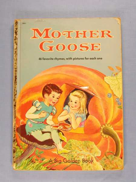 Image for Mother Goose 46 Favorite Rhymes