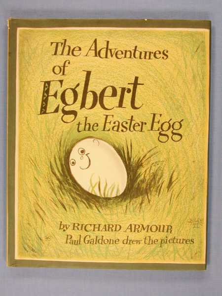 Image for The Adventures of Egbert the Easter Egg